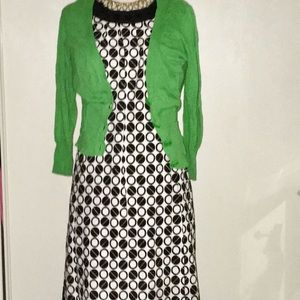 Willow Glenn NEW YORK Dresses - 👠Cotton Mod Print Dress